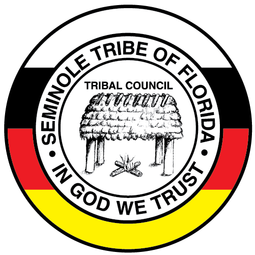 Seminole Tribe of Florida Tribal Council logo