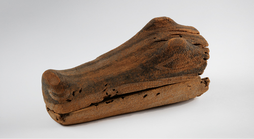 Alligator Head Figure Courtesy Penn Museum Image #298908