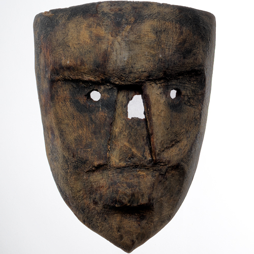 Spoon Bill Man Mask Courtesy of Penn Museum Image #C298906