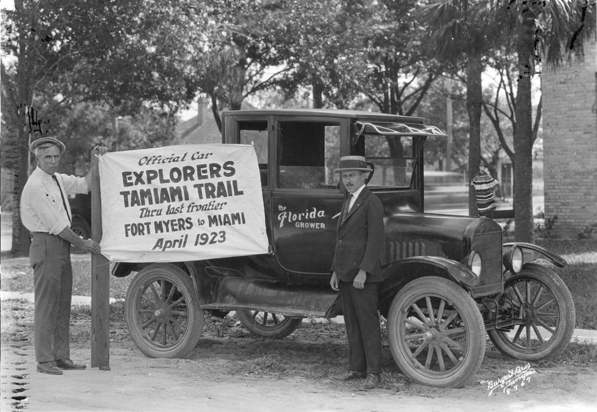 Tamiami Trail Trailblazers Model T