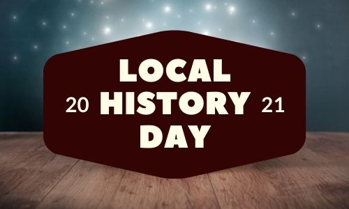 Local History Day 2021 Logo