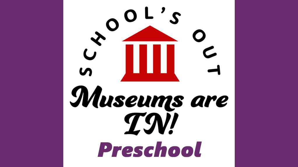 School's Out, Museums are IN! Logo