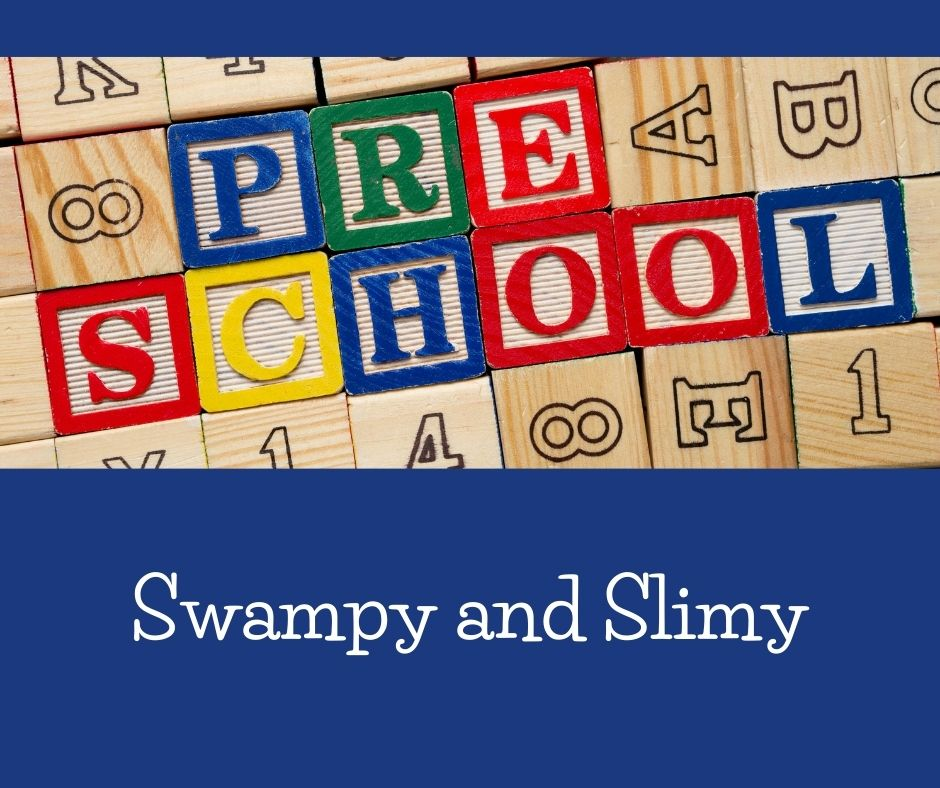 Logo for Swampy and Slimy